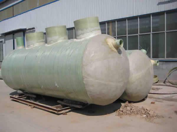 如何有效的防止玻璃钢化粪池老化